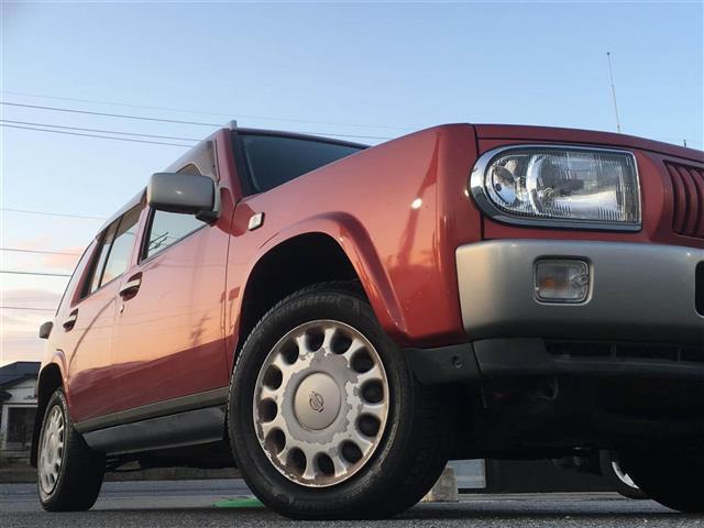 「日産」「ラシーン」「SUV・クロカン」「全国対応」の中古車8