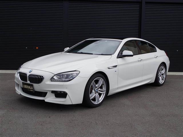「BMW」「640iグランクーペ」「セダン」「全国対応」の中古車5