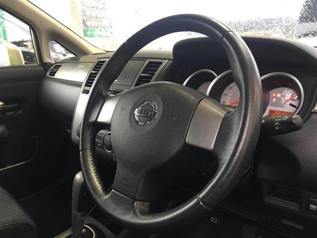 「日産」「ティーダ」「コンパクトカー」「全国対応」の中古車6