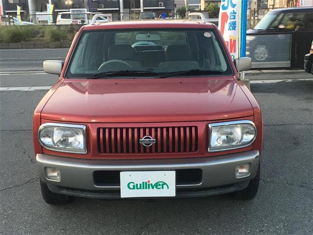 「日産」「ラシーン」「SUV・クロカン」「全国対応」の中古車4
