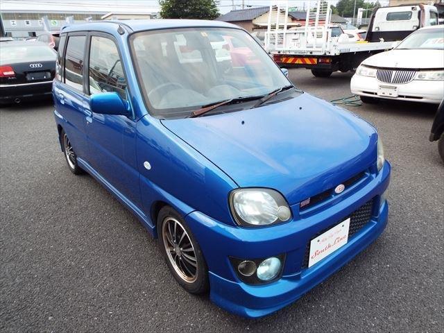 「スバル」「プレオ」「コンパクトカー」「栃木県」の中古車3