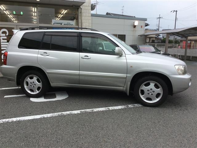 「トヨタ」「クルーガー」「SUV・クロカン」「全国対応」の中古車5