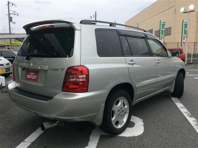 「トヨタ」「クルーガー」「SUV・クロカン」「全国対応」の中古車8