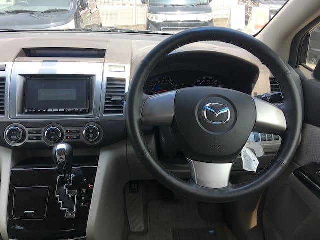 「マツダ」「MPV」「コンパクトカー」「全国対応」の中古車5