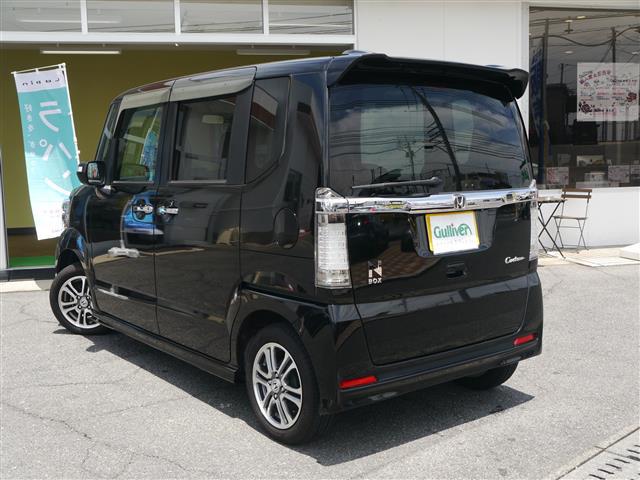 「ホンダ」「N-BOXカスタム」「コンパクトカー」「全国対応」の中古車3