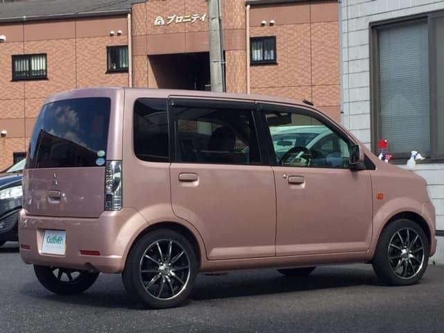 「三菱」「eKワゴン」「コンパクトカー」「全国対応」の中古車10