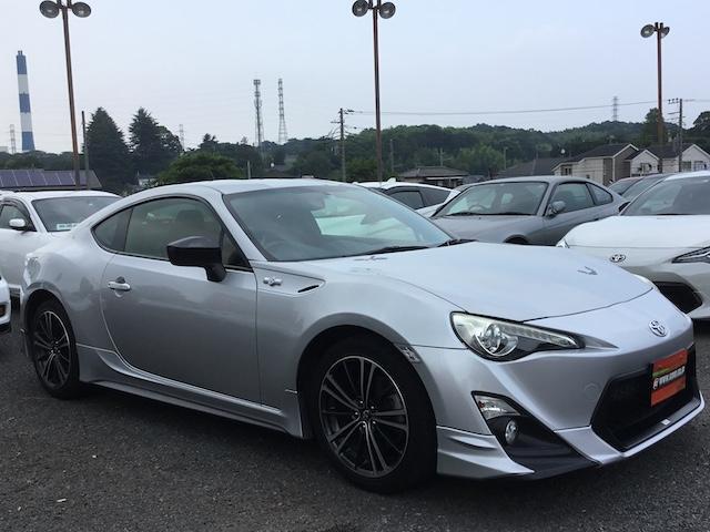「トヨタ」「86」「クーペ」「神奈川県」の中古車4