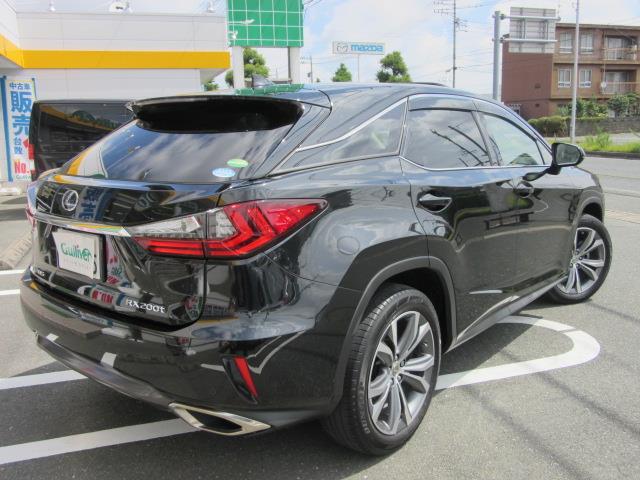 「レクサス」「RX200t」「SUV・クロカン」「全国対応」の中古車9