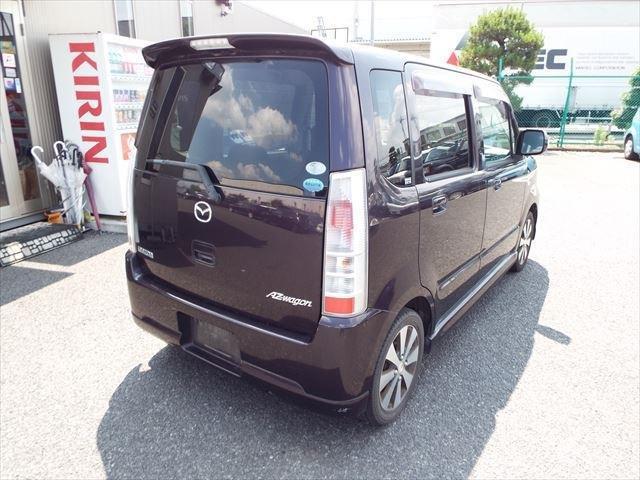 「マツダ」「AZ-ワゴン」「コンパクトカー」「栃木県」の中古車5