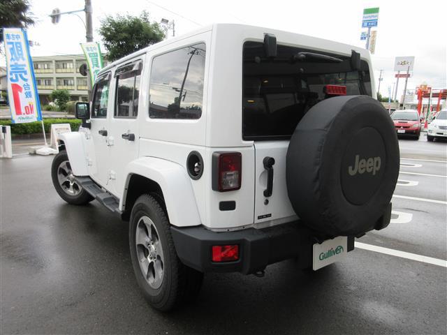 「ジープ」「ラングラー」「SUV・クロカン」「全国対応」の中古車3