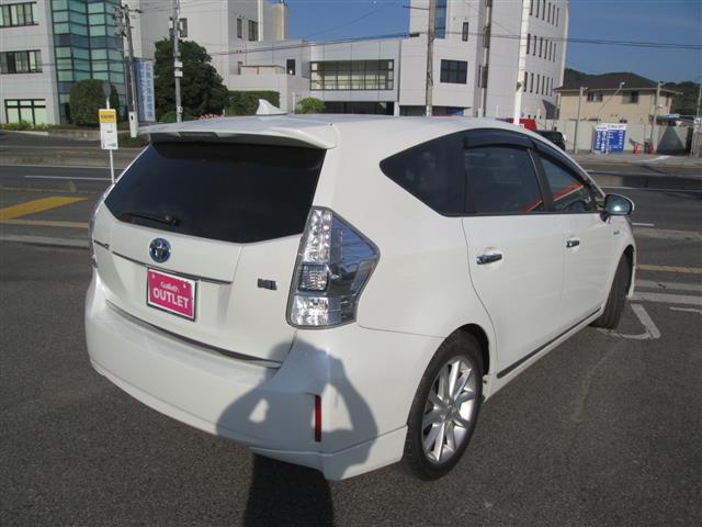 「トヨタ」「プリウスα」「コンパクトカー」「全国対応」の中古車7