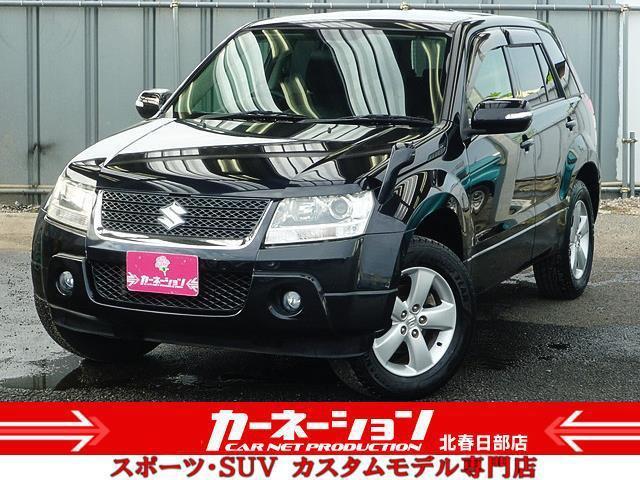 エスクード(スズキ) 2.4 XG 4WD 中古車画像