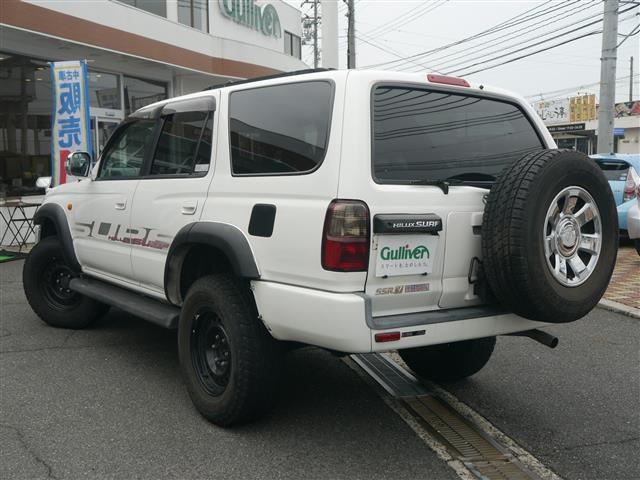 「トヨタ」「ハイラックスサーフ」「SUV・クロカン」「全国対応」の中古車3
