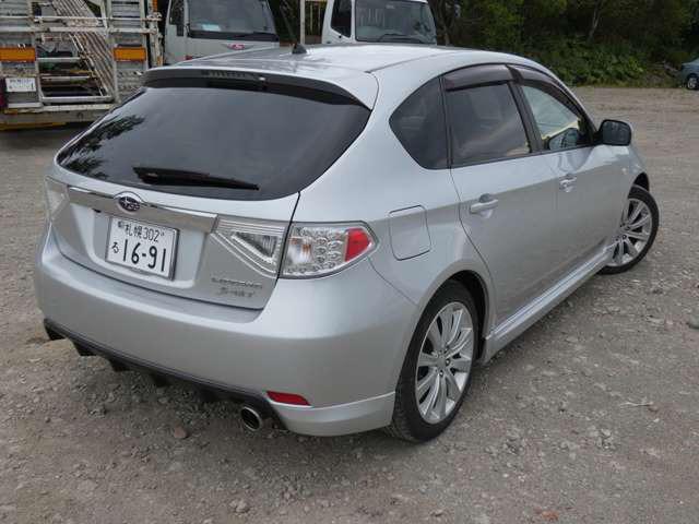 「スバル」「インプレッサハッチバック」「コンパクトカー」「北海道」の中古車7