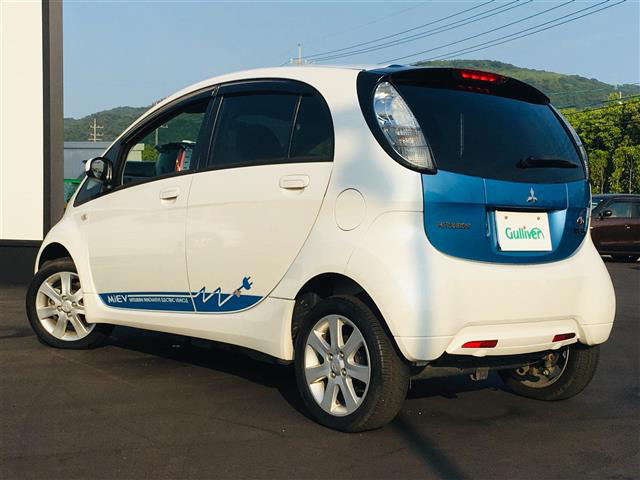 「三菱」「i-MiEV」「軽自動車」「全国対応」の中古車3