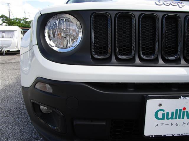 「ジープ」「レネゲード」「SUV・クロカン」「全国対応」の中古車5