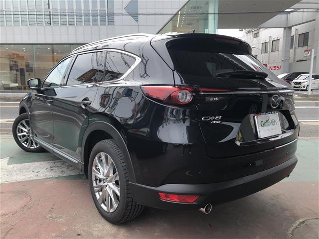 「マツダ」「CX-8」「SUV・クロカン」「全国対応」の中古車3
