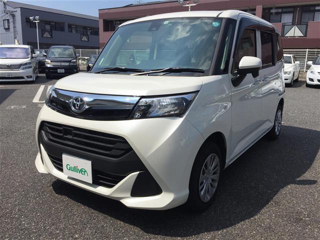 「トヨタ」「タンク」「軽自動車」「全国対応」の中古車7