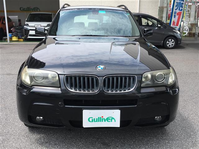 「BMW」「X3」「SUV・クロカン」「全国対応」の中古車5