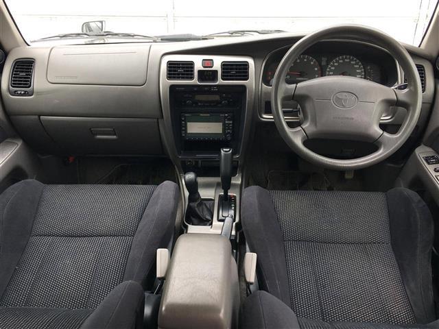 「トヨタ」「ハイラックスサーフ」「SUV・クロカン」「全国対応」の中古車2
