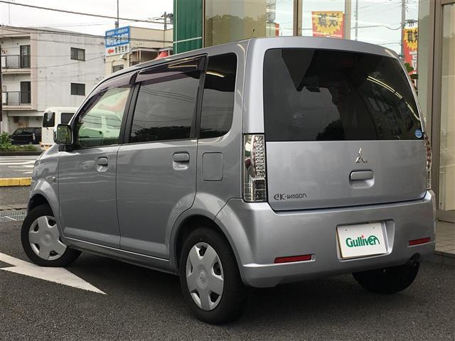 「三菱」「eKワゴン」「軽自動車」「全国対応」の中古車3