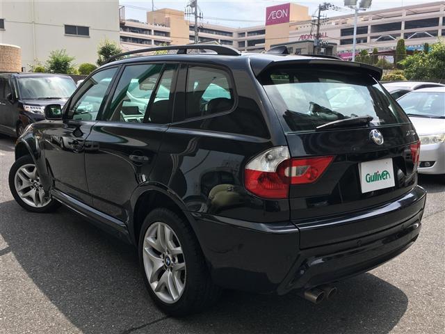 「BMW」「X3」「SUV・クロカン」「全国対応」の中古車3