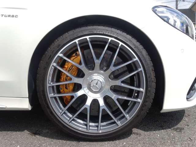 「メルセデスベンツ」「AMG C63」「セダン」「三重県」の中古車9