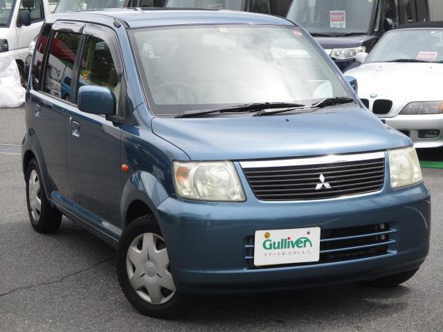「三菱」「eKワゴン」「軽自動車」「全国対応」の中古車