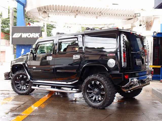 「ハマー」「H2」「SUV・クロカン」「千葉県」の中古車2