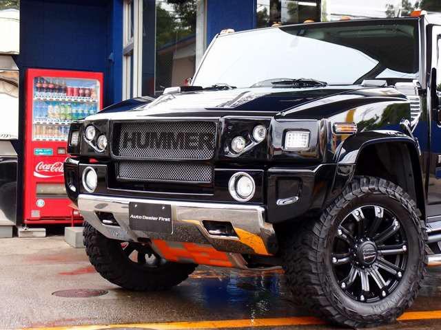 「ハマー」「H2」「SUV・クロカン」「千葉県」の中古車9