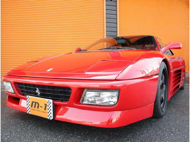 「フェラーリ」「348」「クーペ」「福岡県」の中古車7