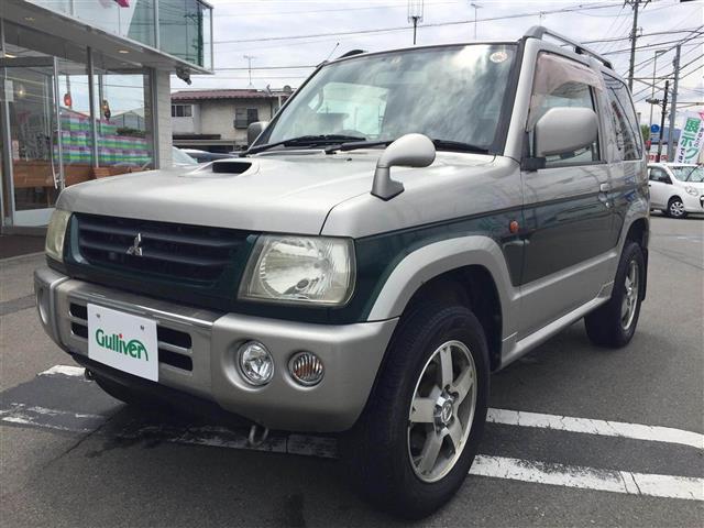 「三菱」「パジェロミニ」「軽自動車」「全国対応」の中古車6