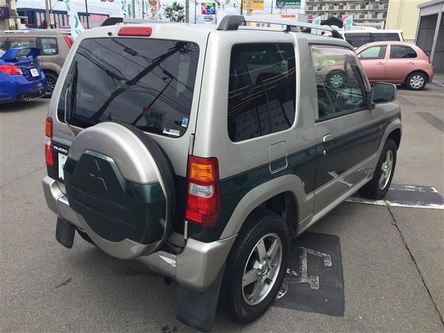 「三菱」「パジェロミニ」「軽自動車」「全国対応」の中古車10