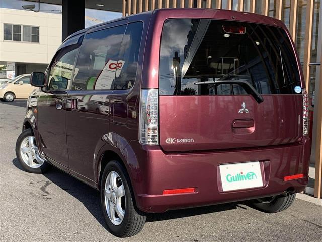 「三菱」「eKワゴン」「軽自動車」「全国対応」の中古車2