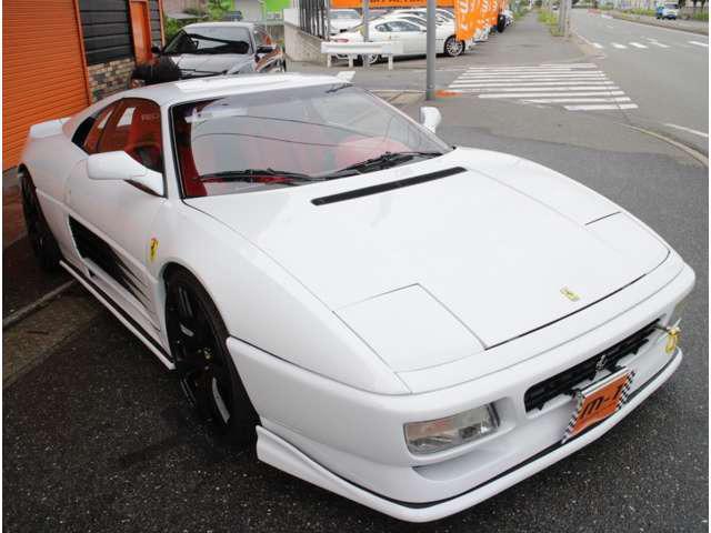 「フェラーリ」「348」「オープンカー」「福岡県」の中古車10