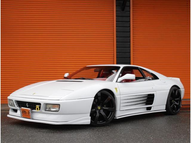 「フェラーリ」「348」「オープンカー」「福岡県」の中古車