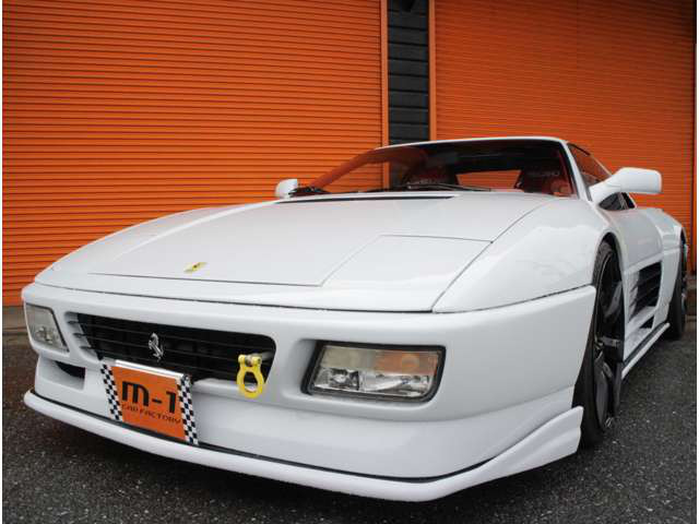 「フェラーリ」「348」「オープンカー」「福岡県」の中古車7