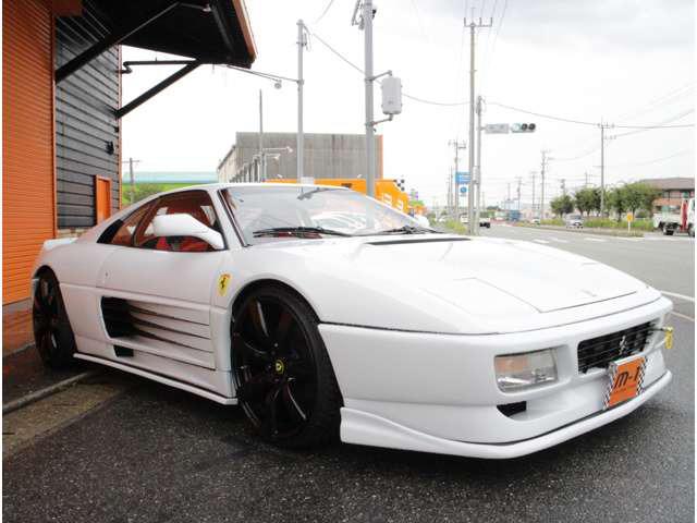 「フェラーリ」「348」「オープンカー」「福岡県」の中古車3