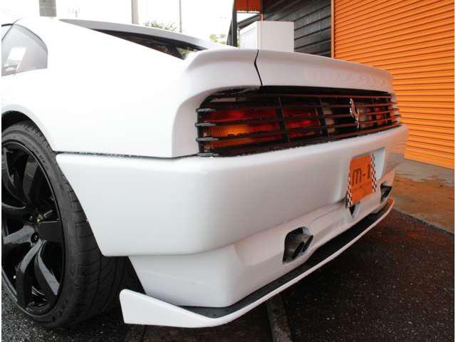 「フェラーリ」「348」「オープンカー」「福岡県」の中古車8