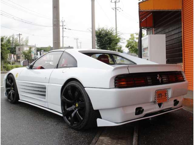 「フェラーリ」「348」「オープンカー」「福岡県」の中古車4