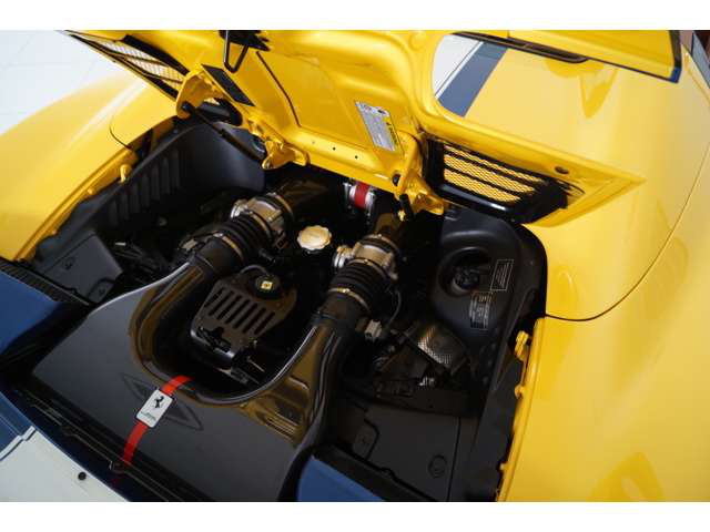 「フェラーリ」「458スパイダー」「クーペ」「愛知県」の中古車6