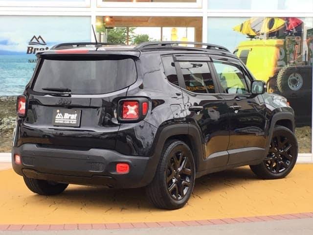 「ジープ」「レネゲード」「SUV・クロカン」「全国対応」の中古車3