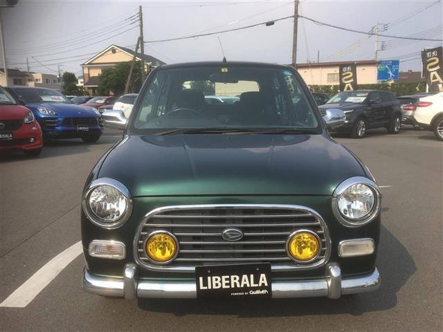 「ダイハツ」「ミラジーノ」「軽自動車」「全国対応」の中古車4