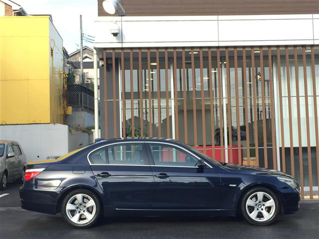 「BMW」「525i」「セダン」「全国対応」の中古車9