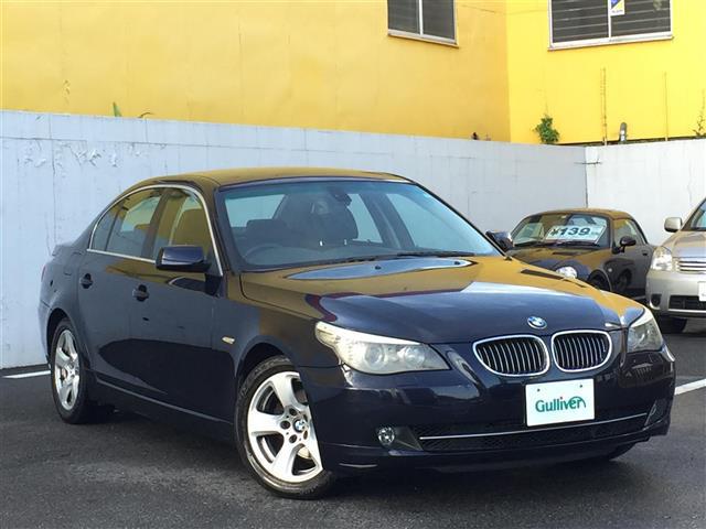 「BMW」「525i」「セダン」「全国対応」の中古車