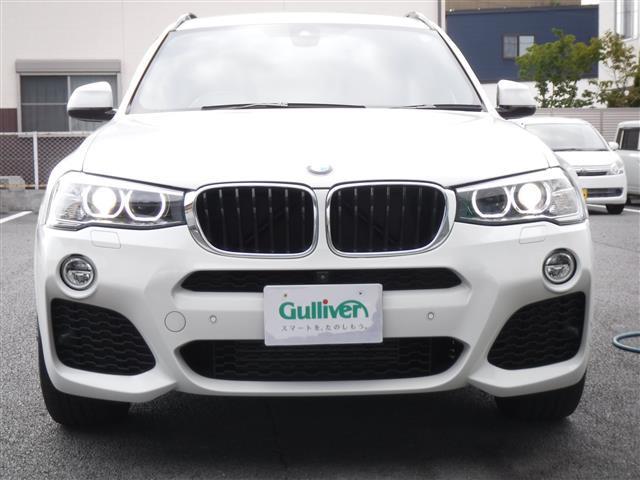 「BMW」「X3」「SUV・クロカン」「全国対応」の中古車4