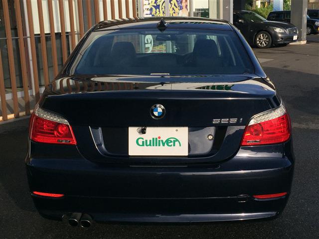 「BMW」「525i」「セダン」「全国対応」の中古車7