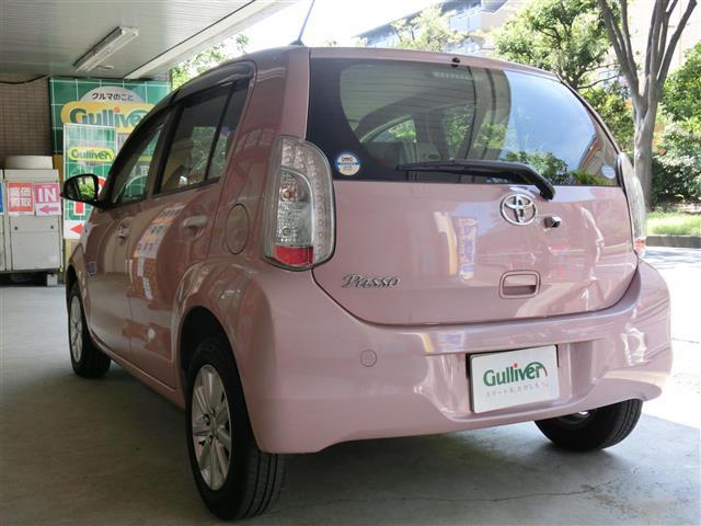 「トヨタ」「パッソ」「コンパクトカー」「全国対応」の中古車3
