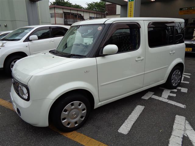 「日産」「キューブキュービック」「軽自動車」「全国対応」の中古車5
