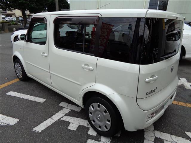 「日産」「キューブキュービック」「軽自動車」「全国対応」の中古車3